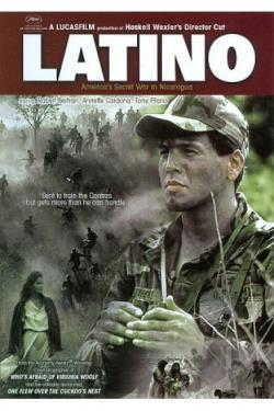 Latino DVD Cover Art
