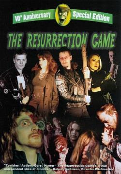 Resurrection Game DVD Cover Art