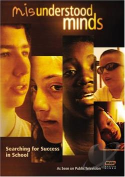 Developing Minds - Misunderstood Minds DVD Cover Art