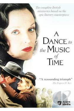 Dance to the Music of Time DVD Cover Art