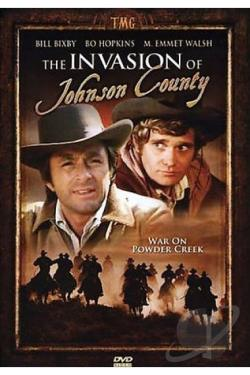 Invasion of Johnson County DVD Cover Art