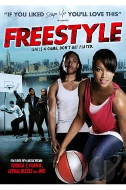 Freestyle DVD Cover Art