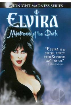 Elvira, Mistress of the Dark DVD Cover Art