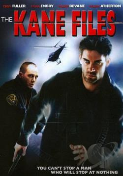Kane Files DVD Cover Art