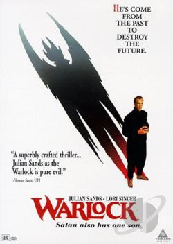 Warlock DVD Cover Art