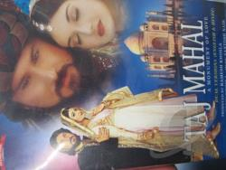 Taj Mahal - A Monument of Love DVD Cover Art