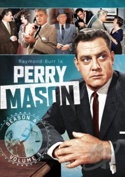 Perry Mason - Fourth Season: Vol. 1 DVD Cover Art