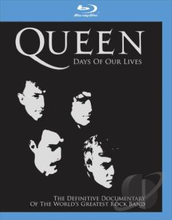 Queen: Days of Our Lives BRAY Cover Art