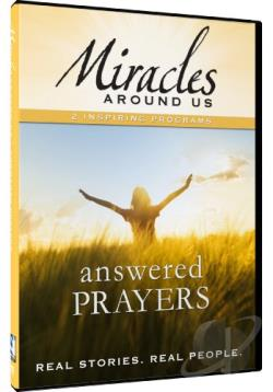 Mysteries Around Us, Vol. 5: Answered Prayers DVD Cover Art