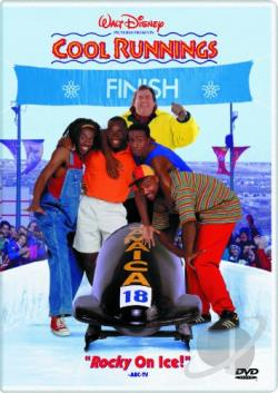 Cool Runnings DVD Cover Art