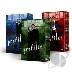 Profiler - The Complete Seasons 1-3 DVD Cover Art