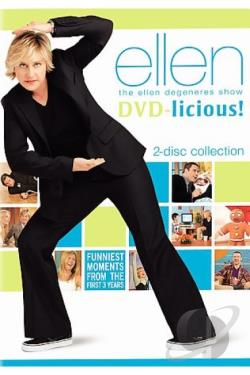 The Ellen DeGeneres Show - DVD-Licious movie