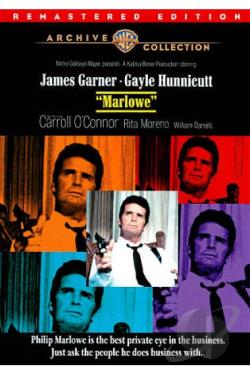Marlowe DVD Cover Art