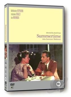Summertime (AKA Summer Madness) DVD Cover Art