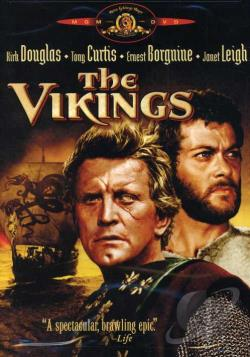 Vikings DVD Cover Art
