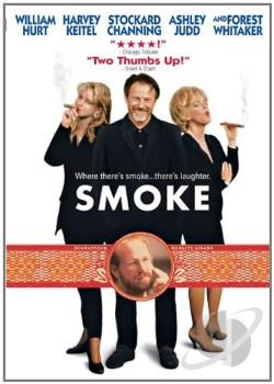 Smoke DVD Cover Art