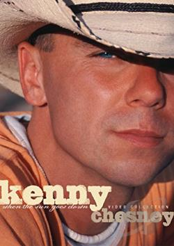 Kenny Chesney - When The Sun Goes Down DVD Cover Art