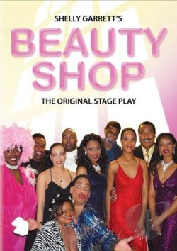 Beauty Shop DVD Cover Art