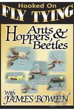 Ants, Hoppers & Beetles DVD Cover Art