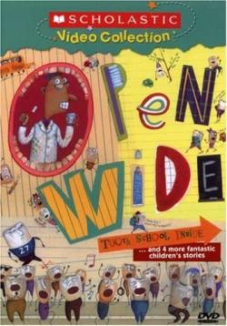 Open Wide, Tooth School Insi DVD Cover Art