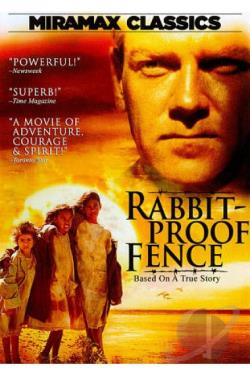 Rabbit-Proof Fence DVD Cover Art