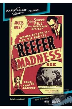 Reefer Madness DVD Cover Art