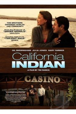 California Indian DVD Cover Art