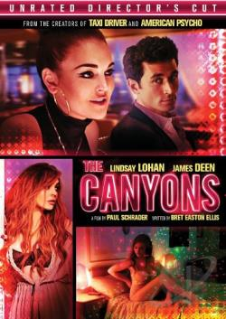 Canyons DVD Cover Art