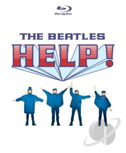 Beatles - Help! BRAY Cover Art