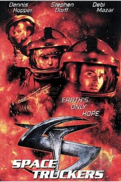 Space Truckers DVD Cover Art