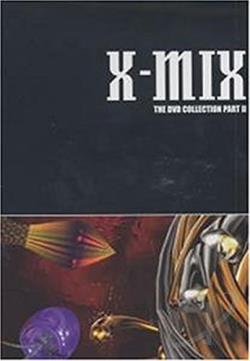 X-Mix - DVD Collection Part II DVD Cover Art