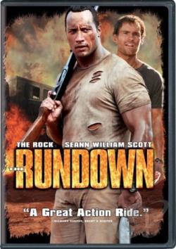 Rundown DVD Cover Art