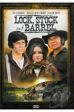 Lock, Stock and Barrel DVD Cover Art