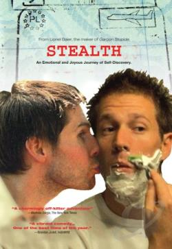 Stealth DVD Cover Art