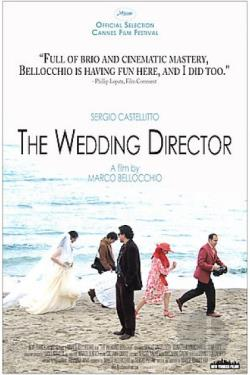 Wedding Director DVD Cover Art