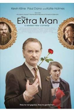 Extra Man DVD Cover Art