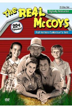 Real McCoys - The Complete Series DVD Cover Art