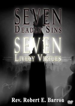 Seven Deadly Sins Seven Lively Virtues DVD Cover Art