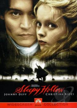 Sleepy Hollow DVD Cover Art