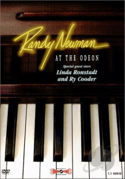 Randy Newman Live At The Odeon DVD Cover Art