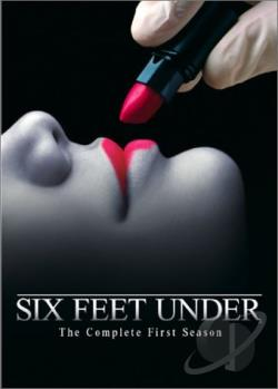 Six Feet Under - The Complete First Season DVD Cover Art