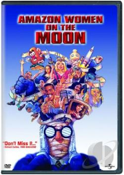 Amazon Women on the Moon DVD Cover Art