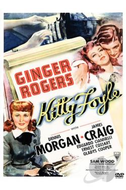 Kitty Foyle DVD Cover Art