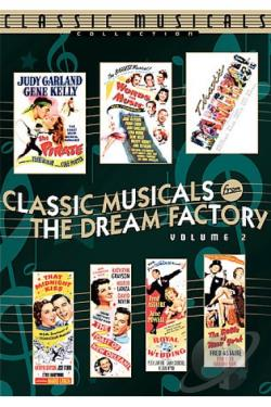 Classic Musicals Collection: Classic Musicals from the Dream Factory Volume 2 DVD Cover Art