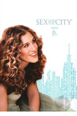 Sex and the City: The Sixth Season - Part 2 DVD Cover Art