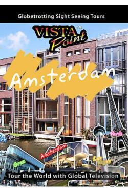 Vista Point Amsterdam Holland DVD Cover Art