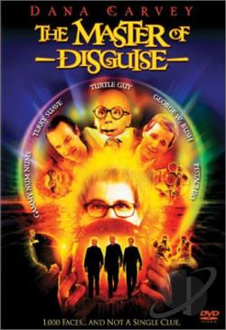 Master of Disguise DVD Cover Art