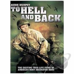 To Hell and Back DVD Cover Art