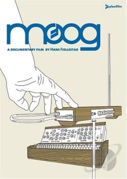 Moog DVD Cover Art
