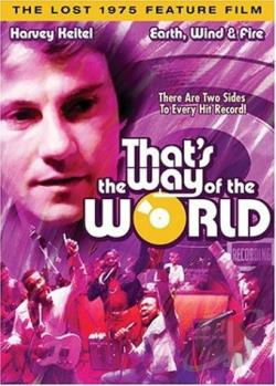That's the Way of the World DVD Cover Art